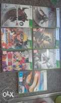 Im selling my Xbox 360 games at R180 each