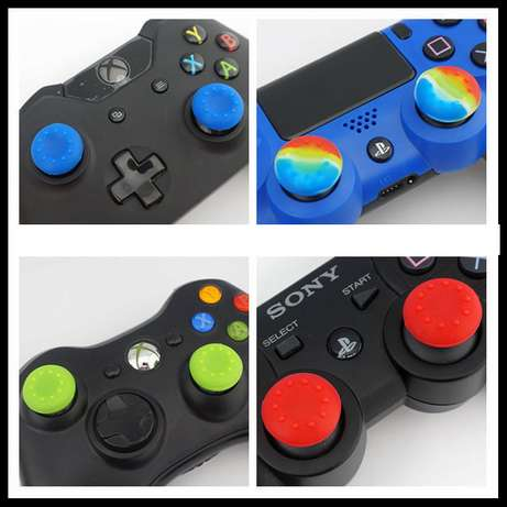 Thumb grips for ps2 ps3, ps3, xbox 360, xbox one controllers Kampala - image 1