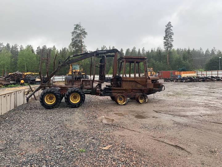 Timberjack 810 - 1992