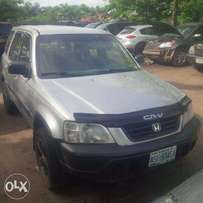 Nigerian Used Honda CR-V, 2000, Very OK