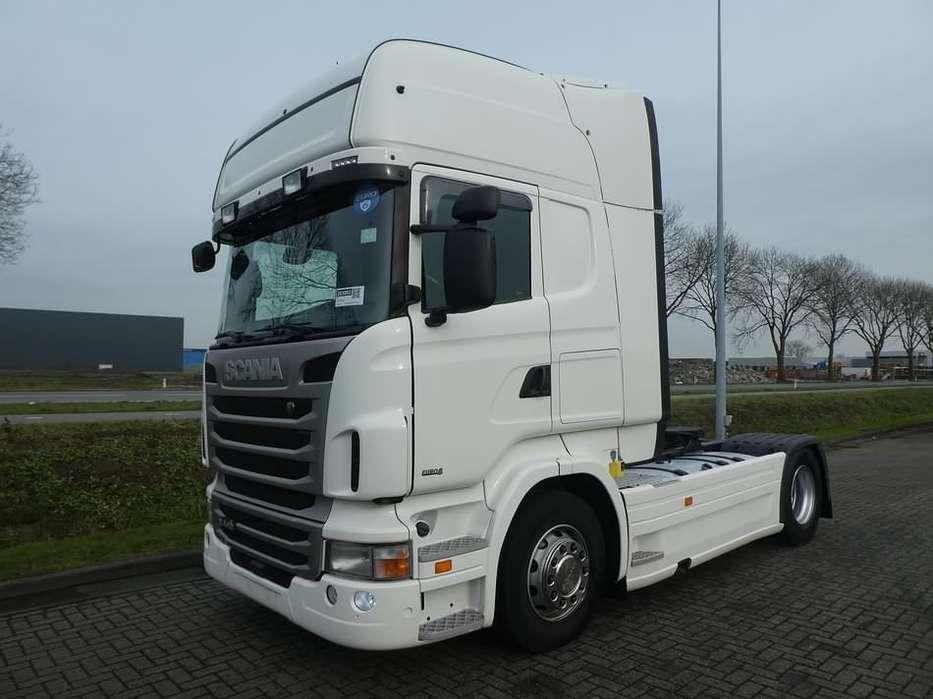 Scania R490 tl ret. 2x tank - 2013