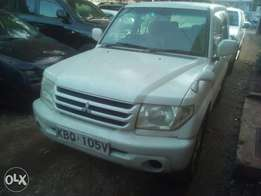 Mitsubishi pajero io for sale