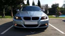 2010 BMW 320d Automatic-Steptronic,FaceLift,153000km,For Sale
