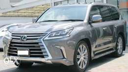 2016 Lexus LX570 sonic Titanium fully Loaded