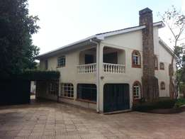 5 bed room house on sale gigiri