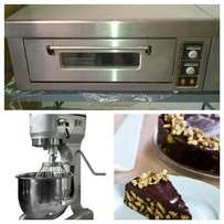 20L cake mixer and oven combo!!! FREE 40KG SCALE