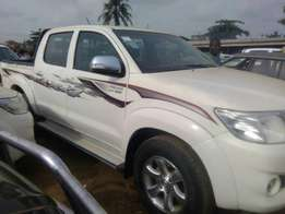 2013 model Toyota Hilux is available for sale..Mileage is 44000