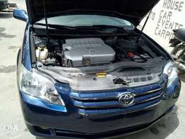 Tokunbo/Foreign used Toyota Avalon 2007 XLS