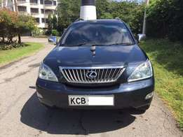 Toyota Harrier 2007 Rx350 Fully Loaded Sunroof & Leather.
