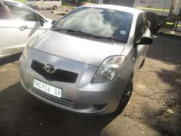 2007 toyota yaris t3 hatch back for sale