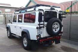 Land Rover Defender 2.2