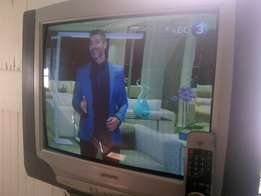 Tv for sale 54 cm with remote bargain call me in Bloemfontein Sansui