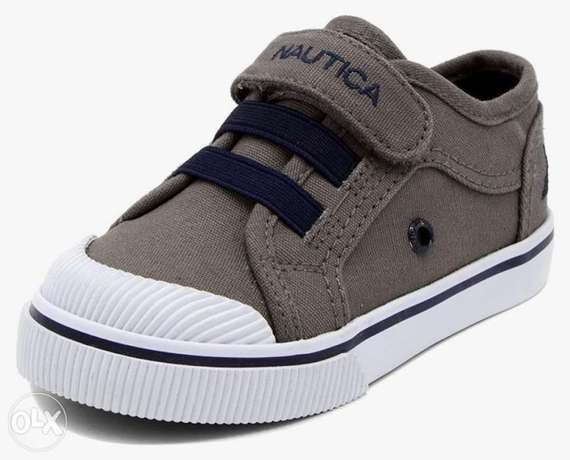 Original New Nautica Baby Shoes Size 5 - جزمة بيبى نوتيكا