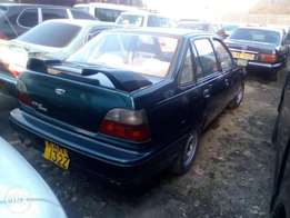 Very clean car(Daewoo cielo)manual