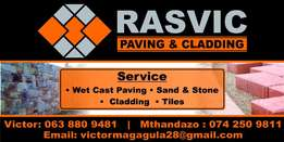 Paving and Cladding