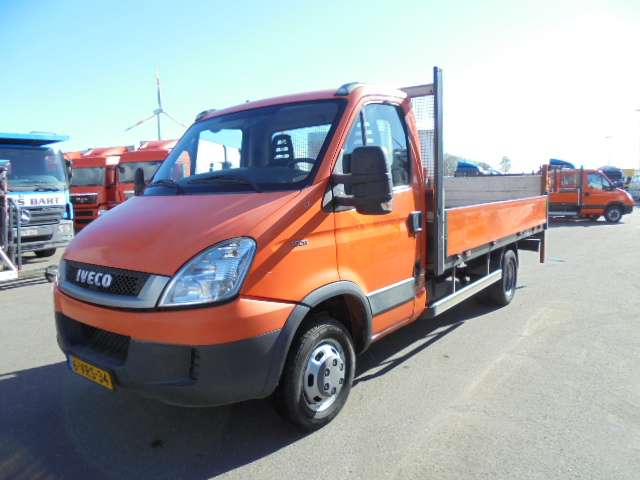 Iveco Daily 40C12 EURO 4LD - 2011