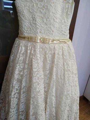57638a0b813783 Плаття бальне на випускний в садочок, плаття на причастя Тернопіль -  зображення 1