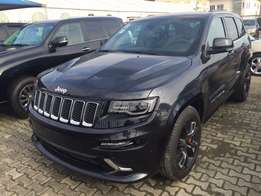 Used Grand Cherokee Jeep SRT