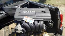 Toyota RunX 4ZZ 16V Complete Engine For Sale