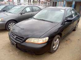 Honda Accord (2001)