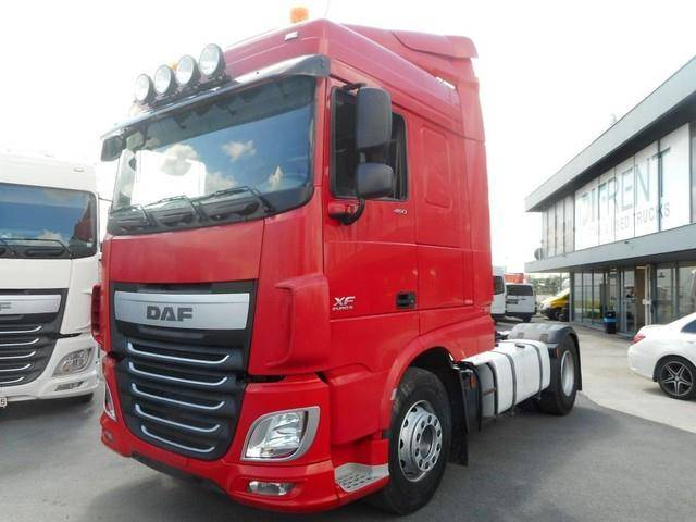 DAF XF 460 FT S?PACE CAB ADR - 2014