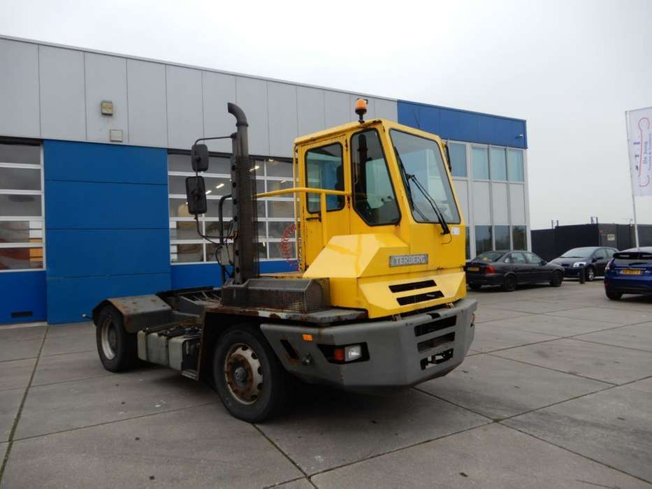 Terberg Yt 220 / 1998 With Volvo Engine - 1998