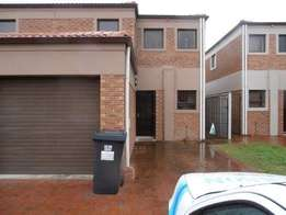 Immediately available 2 bed, 2 bath duplex in Protea Heights