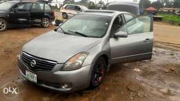 Fresh and Perfect 08 Nissan Altima