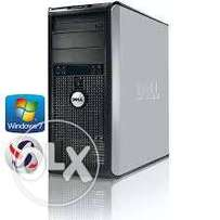 cpu dell optiplex 780 core2 duol 3.0 ghz/2 gb ram /160 gb hdd at 5500