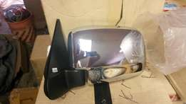 2006 Ford Ranger 2.5 left chrome mirror (electric)