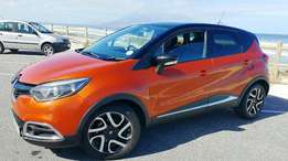 Awesome 2015 Renault Captur 1.2 Turbo EDC Dynamique A/T Powershift