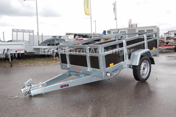 TEMA PRAKTI 2012 WL - 750 kg - ca. 205x125x45 cm