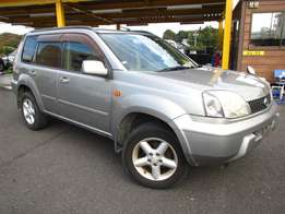 Nissan X Trail 2002 ( Used in Japan Only)
