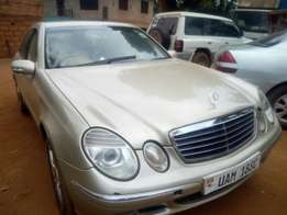Urgent sale Mercedes Benz e240