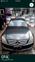 Fresh mint Unpainted Benz C300 08