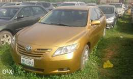 2008 Toyota Camry XLE V6 for sale.