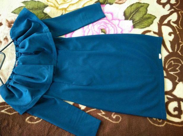 Плаття кольору морської хвилі  700 грн. - Жіночий одяг Львів на Olx 3c5e2bd00564b
