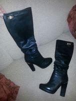 Чоботи Шкіряні - Жіноче взуття в Самбір - OLX.ua 2834a8c4327f7