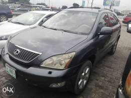 Neatly used lexus rx33O for sale