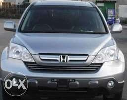 CRV Honda 2008 model accident free