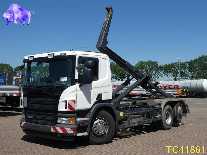 Scania P 360 Euro 5 - 2013