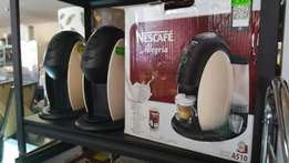 Nescafe alergia cofee makers