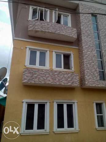 2 Bedroom Flat for Rent at Adeniyi Jones Lagos - image 1
