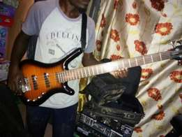 Bass Guitars, 5, string A.R.E. - For sale, from US