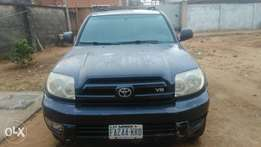 Nigerian used Toyota 4-Runner for sale