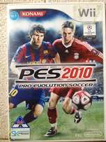 Wii PES 2010