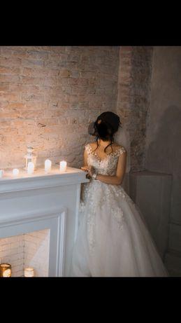 f16751d19737bc Продам весільне плаття або можливий прокат Івано-Франківськ - зображення 2