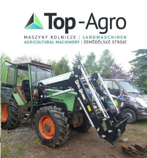 Top-Agro Front Loader 1600 Kg For Fendt - 2019