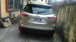 Toyota Highlander 2015 Limited Edition Toks