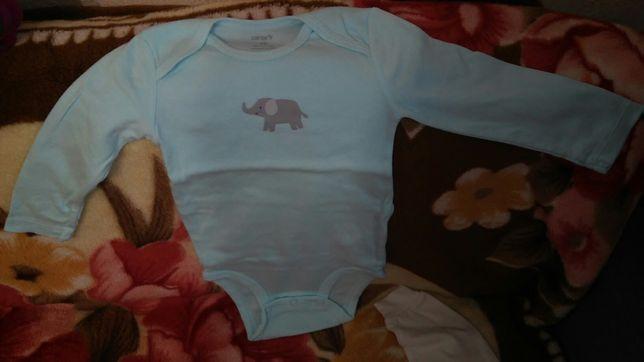 Дитячі бодікі carters і татошка  150 грн. - Одяг для новонароджених ... b88ef693d8bdd